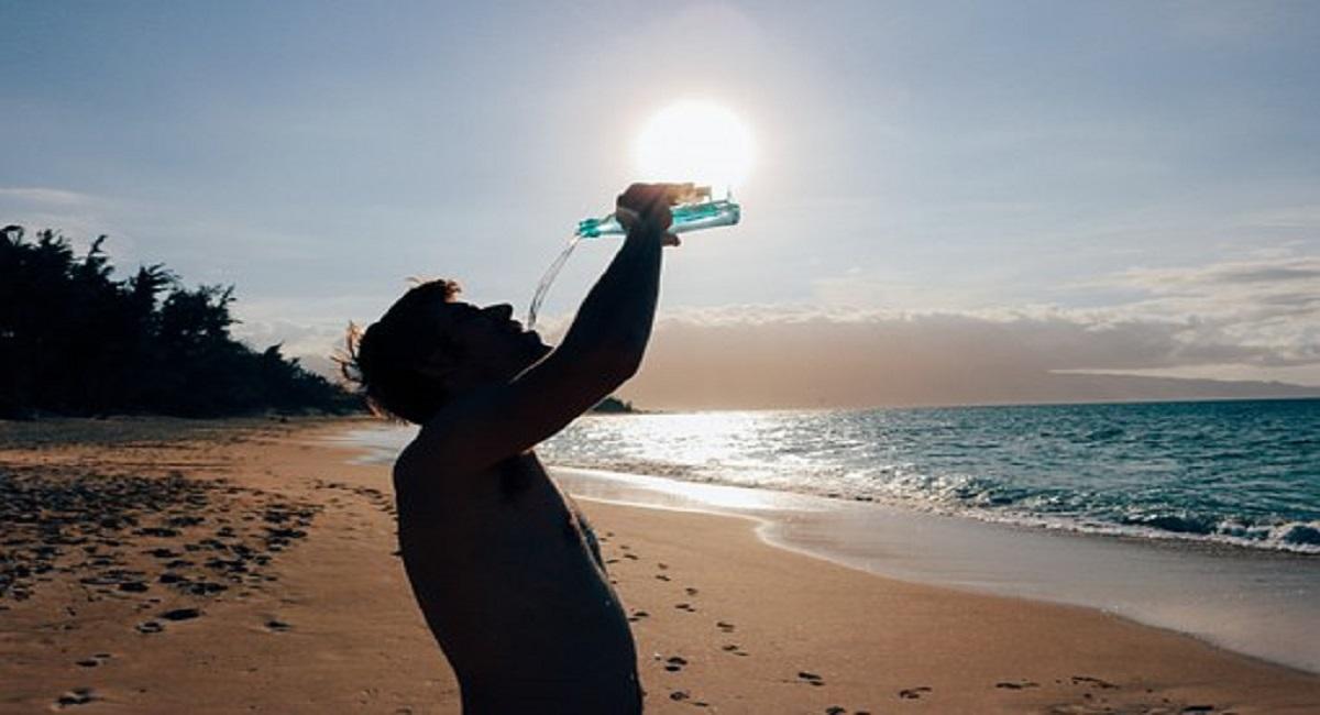 सपने मे पानी पीना