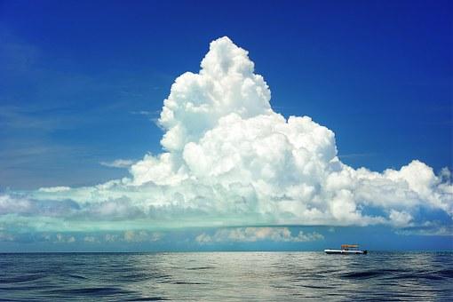 सपने में बादल देखना