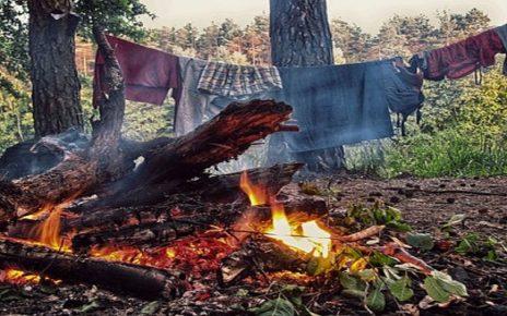सपने में आग से कपडे जलाना