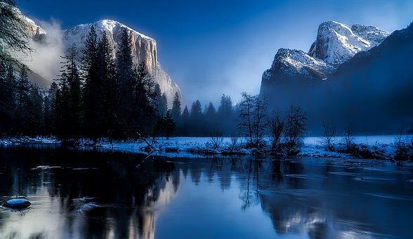 सपने मै हिमपात देखना है