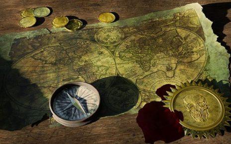 सपने में नक्शा बनाना