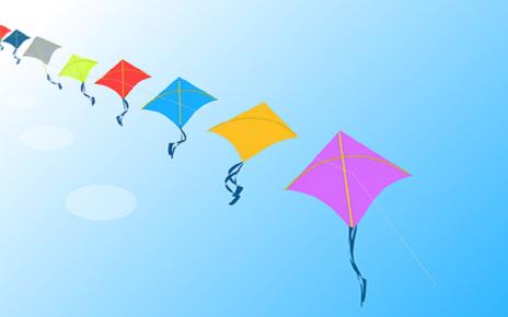 सपने में पतंग उड़ाना