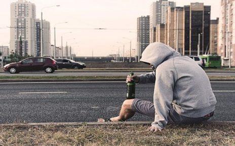 सपने में स्वयं को नशे मे देखना