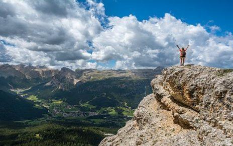 सपने में पर्वत देखना
