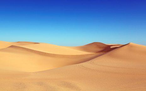 सपने में रेगिस्तान देखना