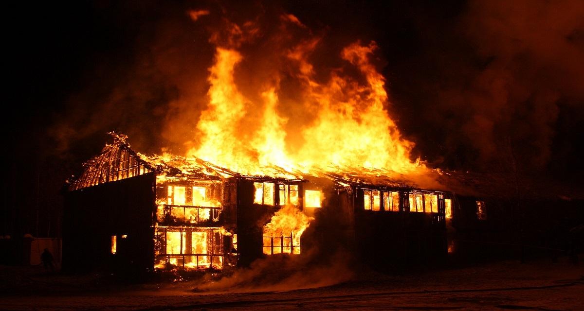 सपने में जलता हुआ घर देखना