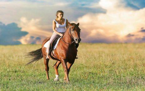 सपने में घोड़े पर चढ़ना